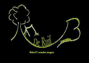 Logo zorgcamping de Ruif